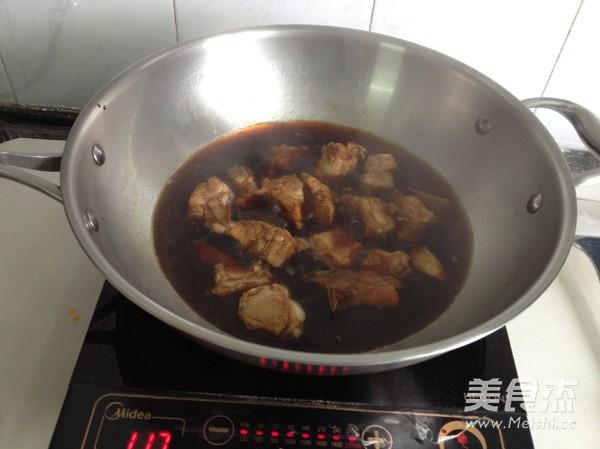杏鲍菇土豆排骨焖饭怎么吃
