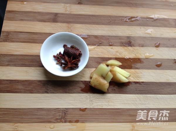 香烤土豆猪蹄的做法图解