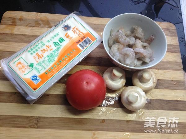 豆腐虾仁一锅鲜的做法大全