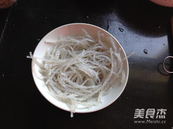 白菜粉丝鱼丸汤的家常做法