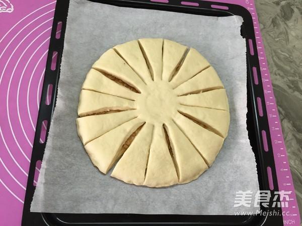 肉松太阳花面包怎么炖
