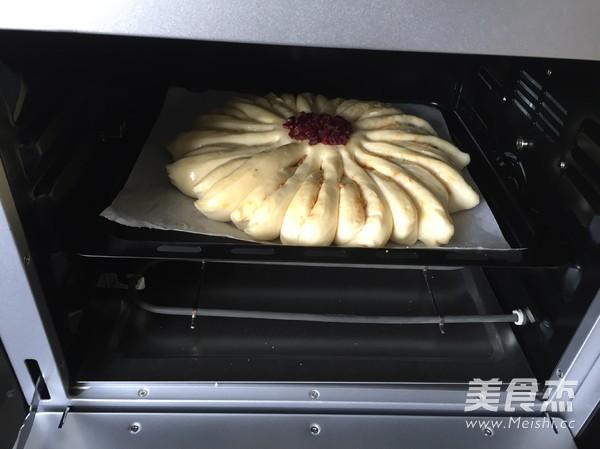 肉松太阳花面包怎样做