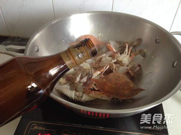 四川香辣蟹的简单做法