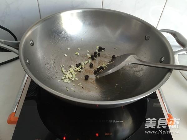肉末豇豆拌面的简单做法
