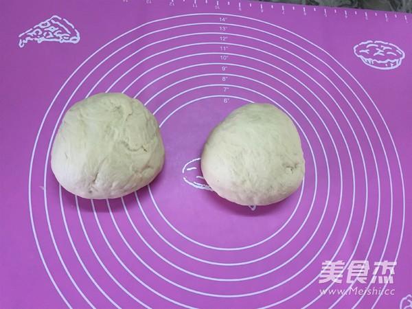 中种双色吐司的简单做法