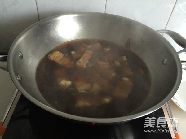 五花肉焖扁豆怎么吃