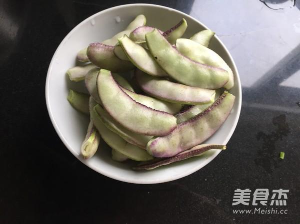 五花肉焖扁豆怎么做