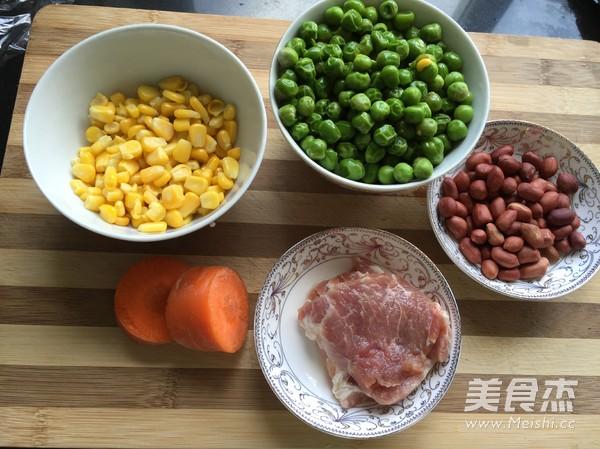 小炒豌豆的做法大全