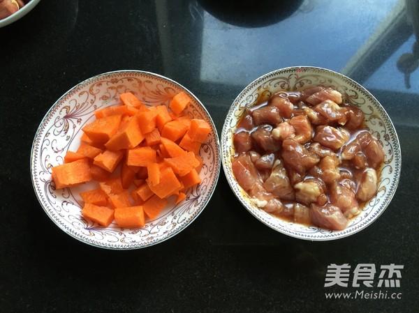 小炒豌豆的做法图解