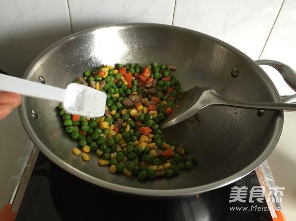 小炒豌豆怎么吃