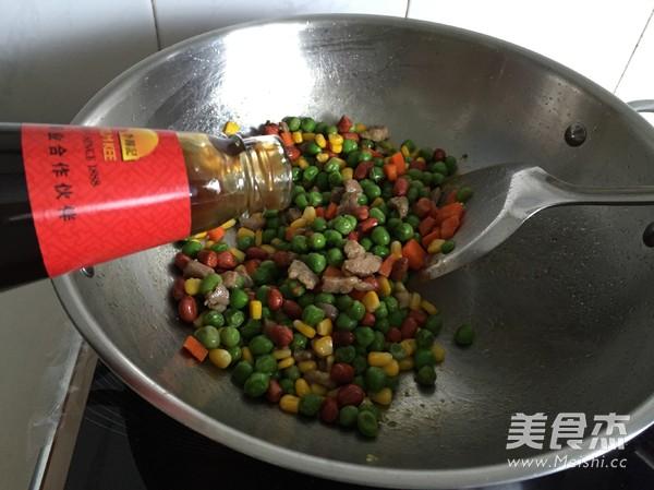 小炒豌豆怎么炒