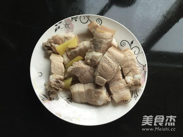 五花肉焖扁豆的做法大全