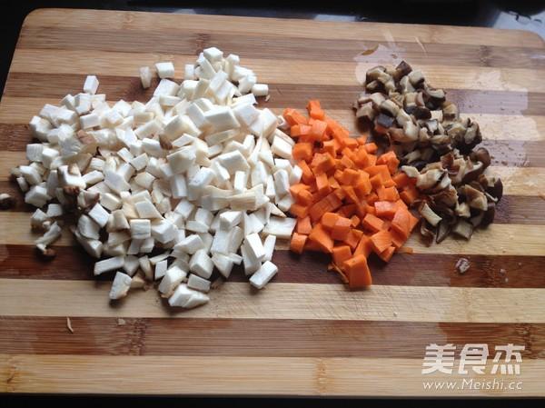 双菇豆豉肉酱的做法图解