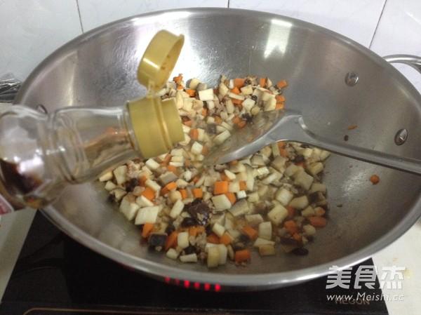 双菇豆豉肉酱怎么吃