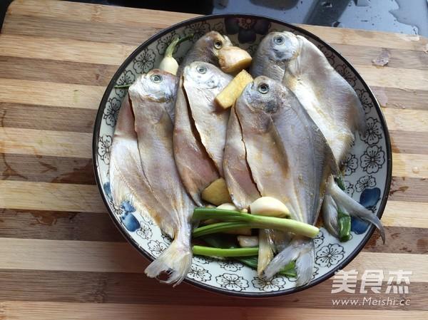 椒盐鲳鱼的简单做法
