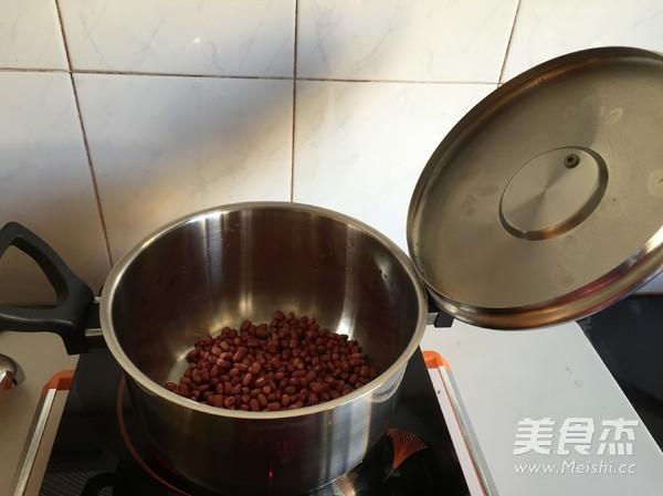 陈皮桂圆红豆汤的简单做法