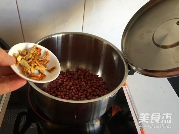 陈皮桂圆红豆汤怎么吃