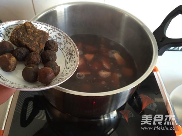 陈皮桂圆红豆汤怎么炒