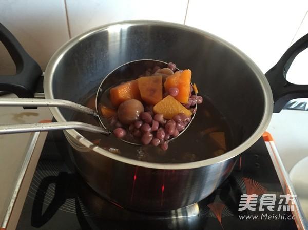 陈皮桂圆红豆汤怎么煮