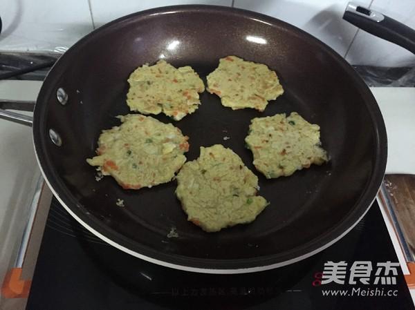 虾仁豆腐饼怎么煮