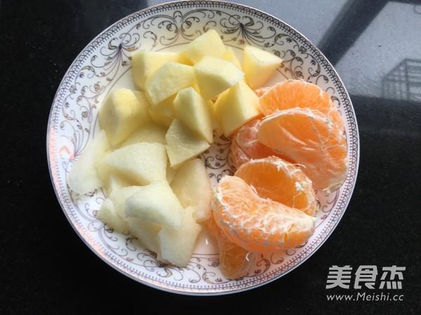 水果小圆子甜汤的做法图解