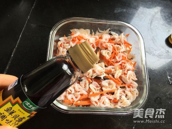 微波炉虾皮香菇豆腐怎么吃