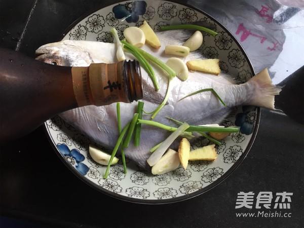 炸锅版烤鲳鱼的做法图解