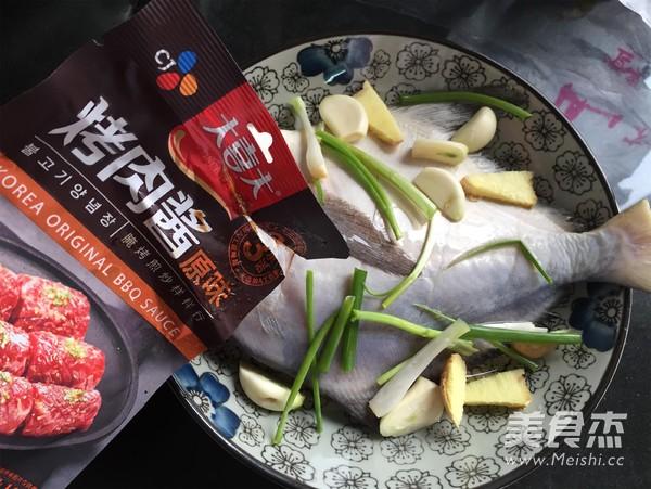 炸锅版烤鲳鱼的家常做法