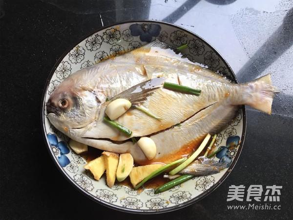 炸锅版烤鲳鱼怎么吃