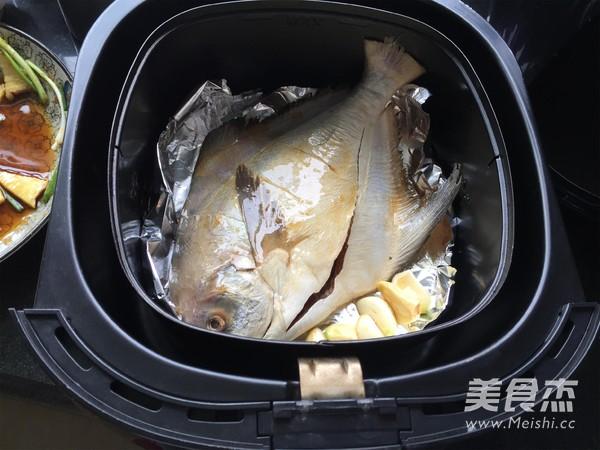 炸锅版烤鲳鱼怎么做