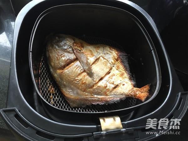 炸锅版烤鲳鱼怎么炒