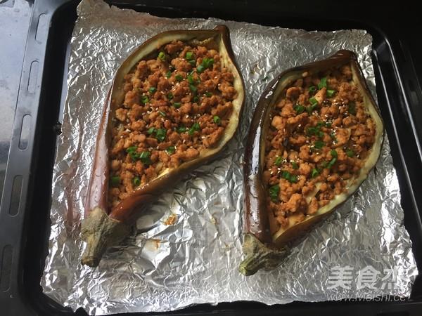 香烤肉末茄子怎么煮