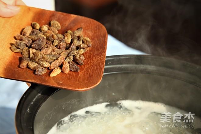 有家鲜厨房处暑养生粥:泉煮百合的家常做法