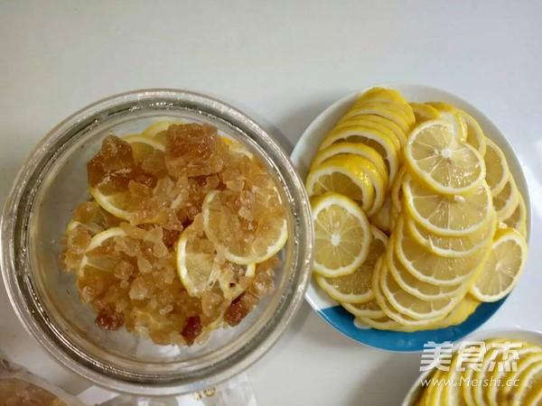 冰糖柠檬膏的简单做法