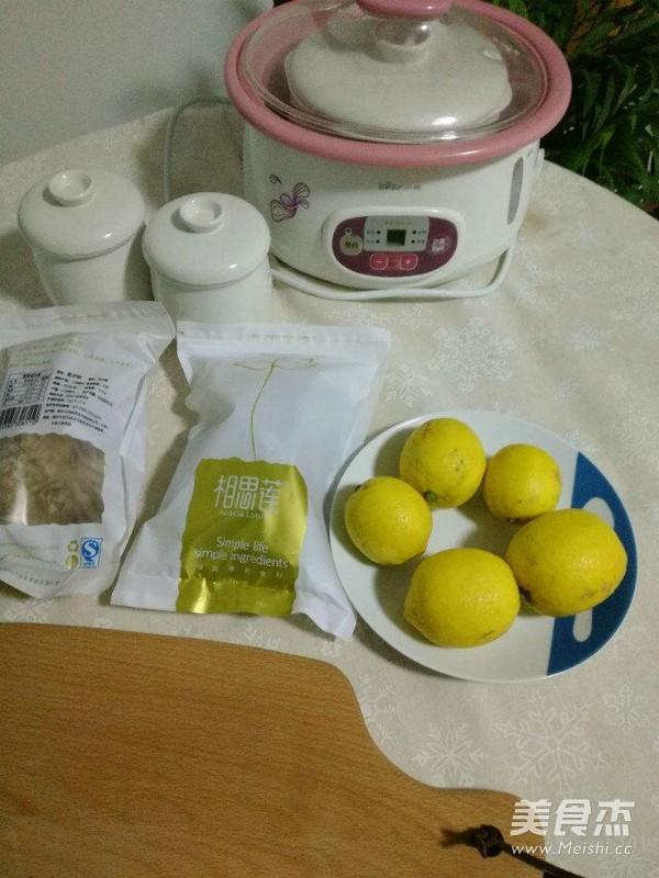 熬制-冰糖柠檬膏的做法大全