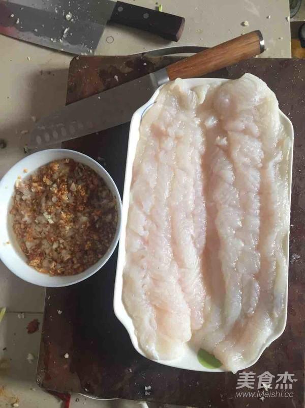 蒜香龙利鱼的家常做法