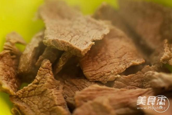 咖喱牛肉干的做法图解