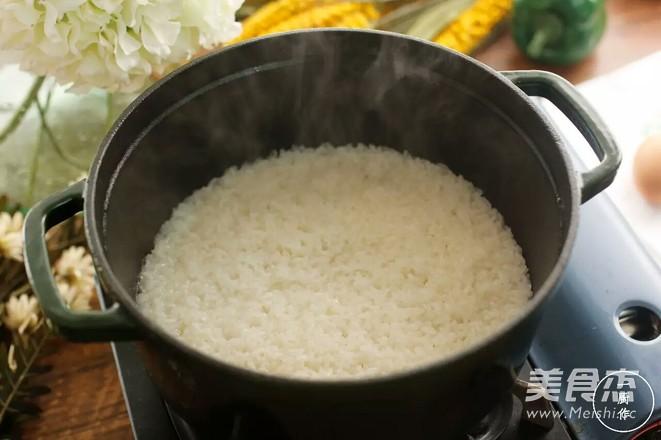 铸铁锅版石锅拌饭的家常做法