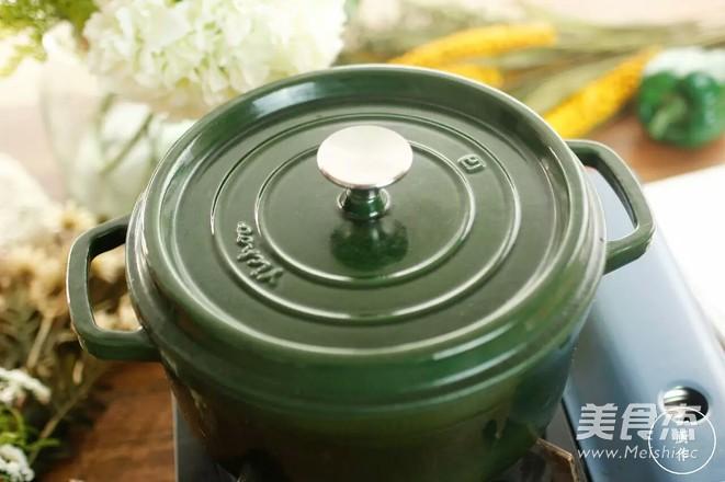 铸铁锅版石锅拌饭怎么做