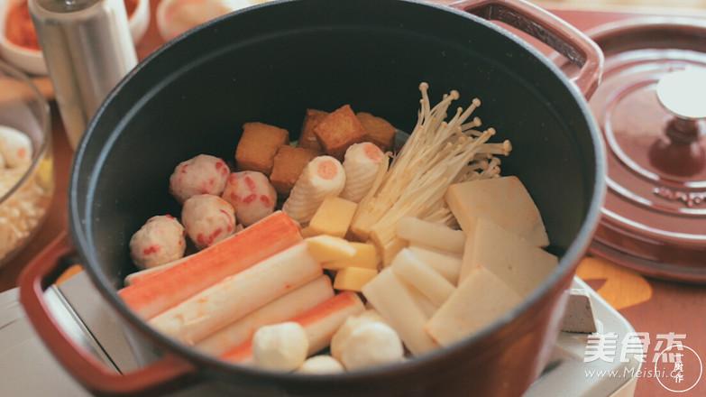 韩式部队锅|一厨作的简单做法