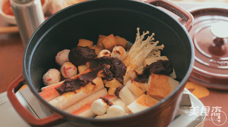 韩式部队锅|一厨作怎么吃