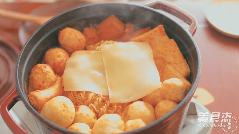 韩式部队锅|一厨作怎么炒