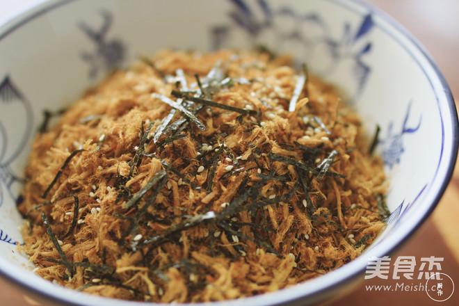 咖喱肉松|一厨作成品图