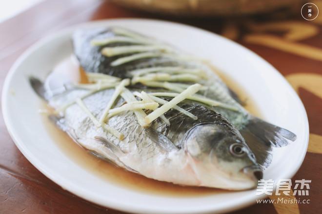 围炉铁锅鱼|一厨作的步骤