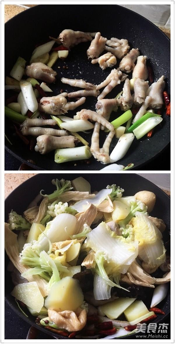 自制麻辣香锅怎么煮