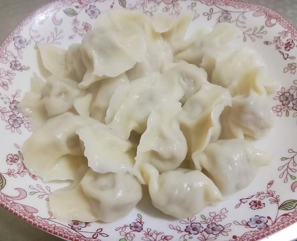 莲菜大肉水饺怎么炒