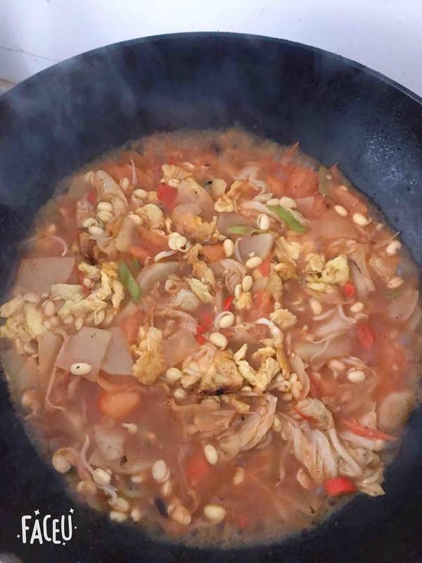 陕西烩面片怎么煮