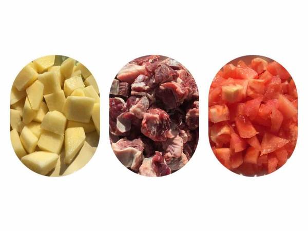 番茄土豆炖牛腩的做法图解