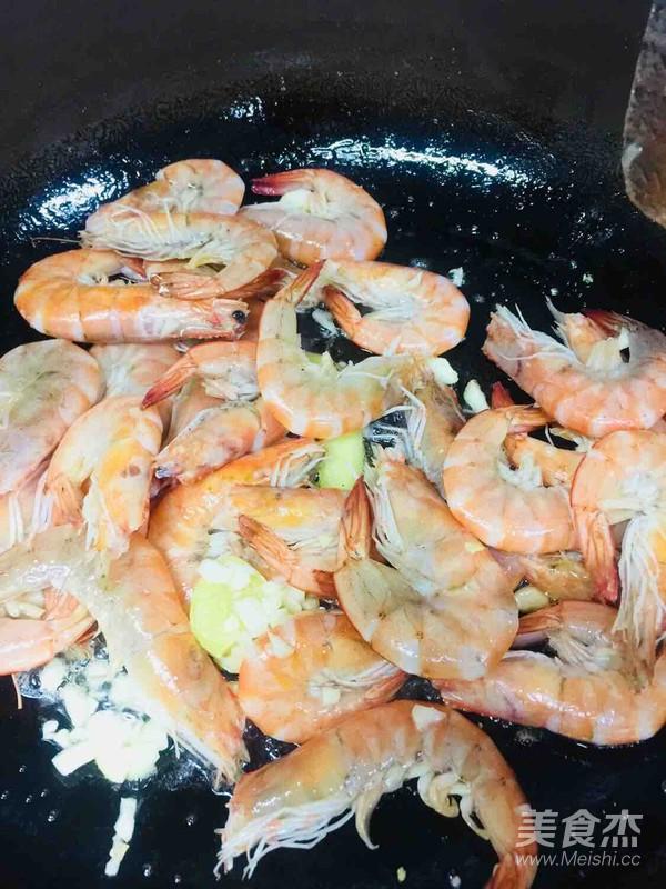 糖醋虾的家常做法