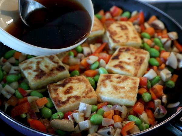 锅塌豆腐怎样做